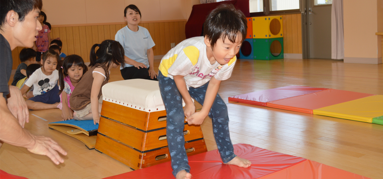 スポーツ塾・体操教室