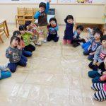 【3歳児】粘土あそび