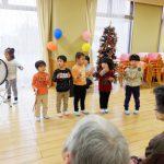 【4・5歳児】みゆきの郷慰問