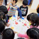 【4.5歳児 英語教室と柚子味噌作りの見学】