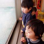 【1歳児】今日のつぼみさん