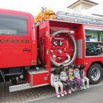 12月4日(月)消防署立ち合い訓練がありました