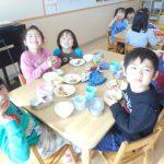 【4.5歳児 給食タイム】