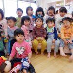 【1歳児】つぼみぐみカラオケ大会♪