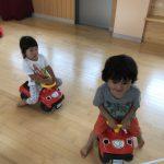[2歳児] 今週のちゅうりっぷ組さん