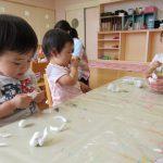 【1歳児】今日の活動