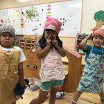 【3歳児】最近のさくらぐみさん♡