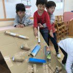 【3歳児】今週のさくらぐみさん♡