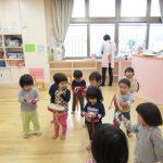 【1歳児】楽器遊びをしたよ♪