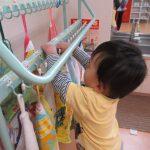 【1歳児】朝の好きな遊び