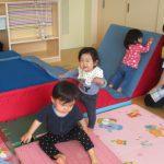 [1歳児]つぼみ2・運動あそび