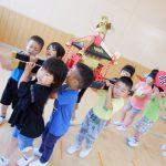 [4・5歳児]サマーフェスティバルの練習頑張っています!!!