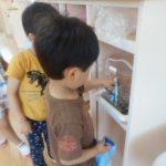 【3歳児】歯磨きスタート!!