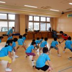 R元年7月 4・5歳児 スポーツ塾開講式がありました【すえさみこども園】
