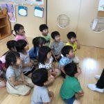 [3歳児]English Time♪