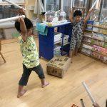 【4,5歳児】最近のたんぽぽ・すみれぐみさん