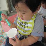 [1歳児 つぼみ2]シャボン玉