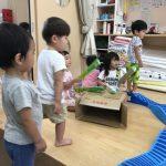 {つぼみ1組}獅子舞ごっことウレタン遊具あそび☆彡
