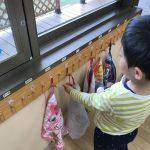 【3歳児】今日の朝の様子