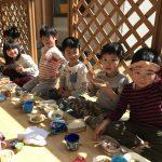 【4・5歳児】テラスでピクニック♪