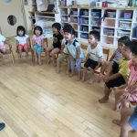 [3歳児] 英語教室