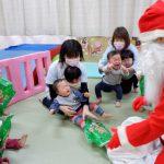 R2・12月 クリスマス会【すえさみこども園】